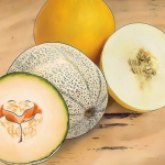 cantaloupe nutrition facts