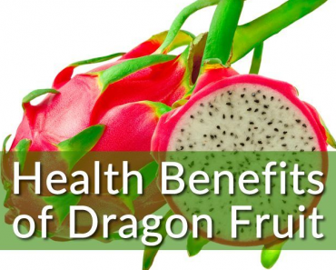 Dragon Fruit Health Benefits