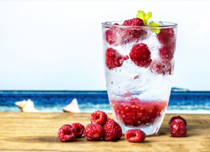 Health Benefits of Drinking Infused Water
